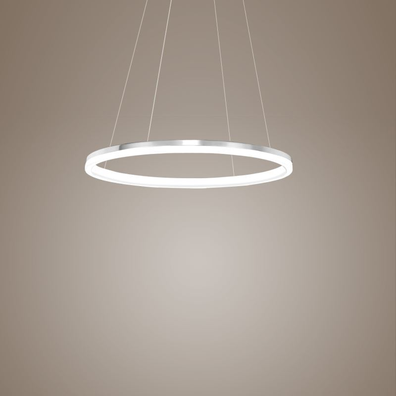 Modern Simple Metal Acrylic White Warm White Light Led