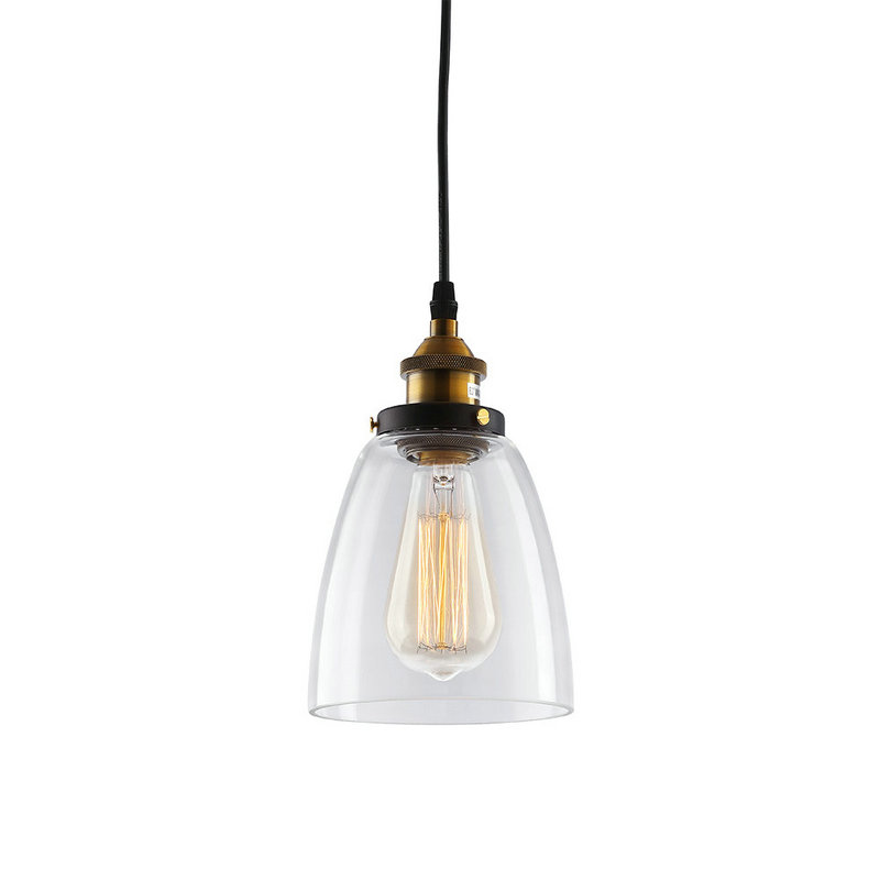 American Rural Industrial Retro Style Superb Craft Pendant Light