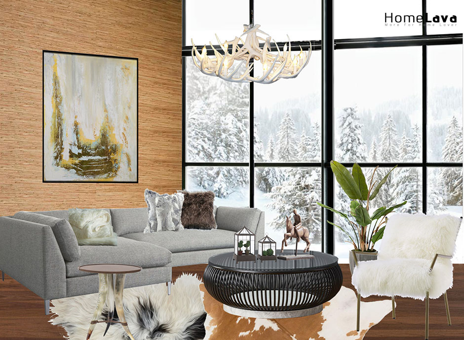 Winter Wonderland Living Room Pack