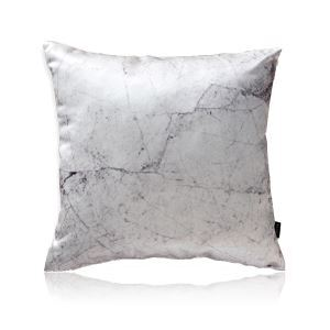 Modern Marble Pattern Satin Printing Pillow Cover