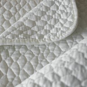 Modern Simple Matte Satin Quilted Quilt Solid Color Summer Quilt Blanket 240*260cm
