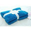 Modern Solid Color Flannel Summer Blanket Sheeet 180*200cm 7 Colors