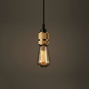 Retro Pendant Light One Edison Industrial Bulb Style Ceiling Pendant Light