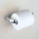 Modern Toilet Roll Holder Contemporary Chrome Finish Brass Toilet Roll Holder