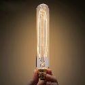 40W E27/E26 Retro/Vintage Edison Light Bulb T10 Halogen Bulbs