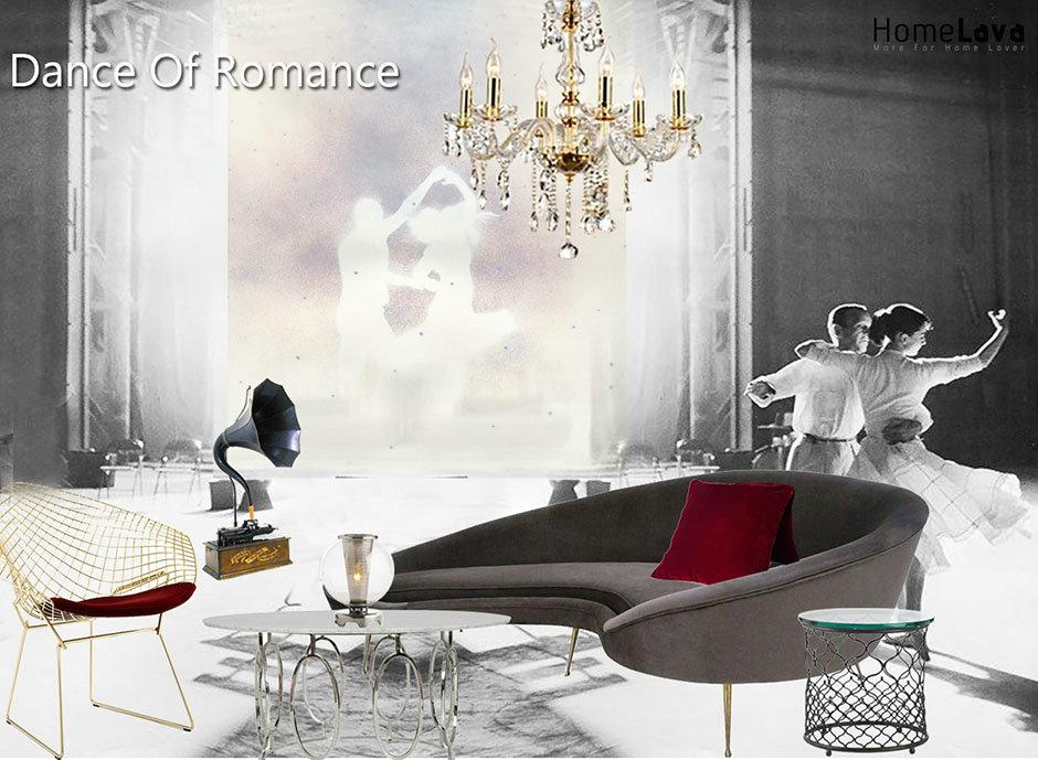 Dance Of Romance