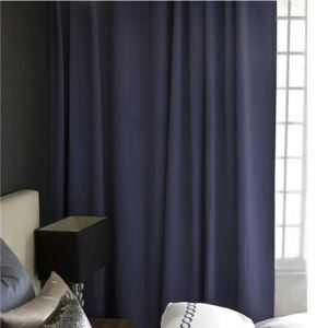 Modern Simple Hotel Blackout Curtains Advanced Customization