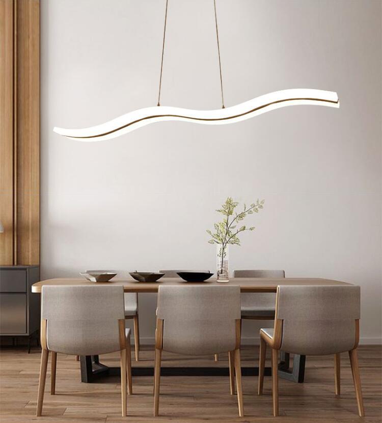 54c409a65e9 (UK Stock) LED Pendant Light C Acrylic Pendant Lights LED Modern  Contemporary Living Room Bedroom Dining Room Lighting Ideas Lighting Study  Room Office Kids ...