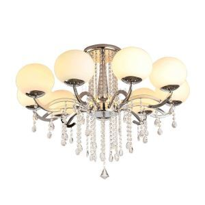 Ceiling Lights Chandelier Crystal Luxury Modern Living 9 Lights(Nameless Grace)