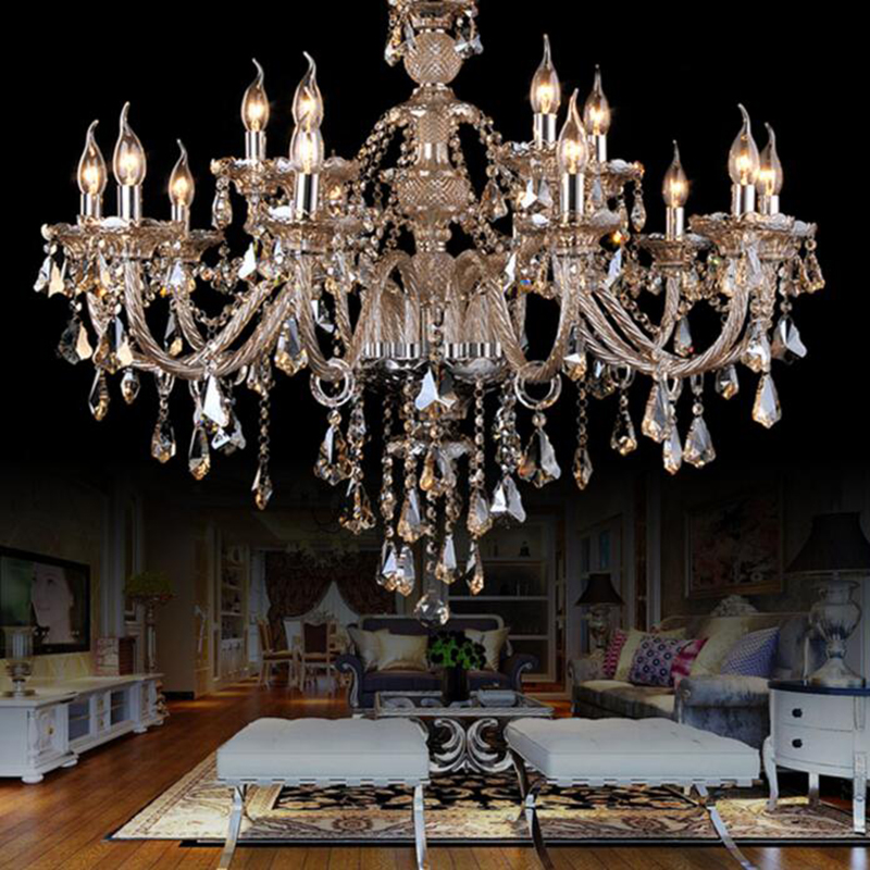 large crystal chandelier table top centerpieces for.htm large crystal chandelier cognac luxury modern large crystal  large crystal chandelier cognac luxury