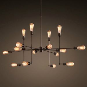 Ceiling Lights Loft Pendant Lights Industrial Light Rustic Lodge Vintage Retro CountryLiving Room Dining Room Lighting Ideas Entry Game(Dripping Stars)