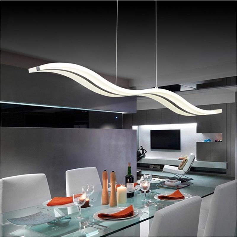 Uk Stock Led Pendant Light C Acrylic Lights