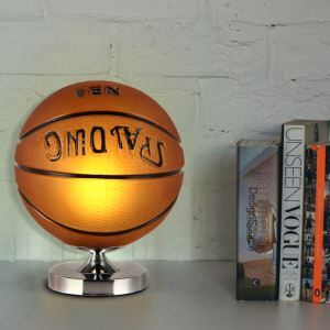 Basketball Table Lamp Creative Bedside Lamp Children Room Cartoon Lamp Bedroom Table Lamp