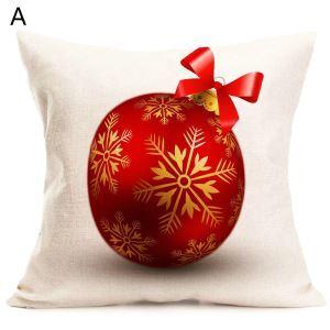 Christmas Gift Christmas Theme Pillowcase 3 Options