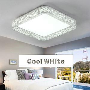 Modern Simple Style Living Room Dining Room Bedroom Geometric Shape LED Flush Mount