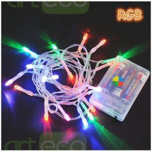 Star Christmas Tree Decorative Lights LED String Lights 40 Llights