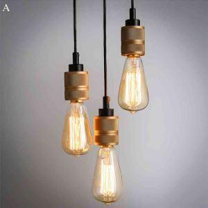 Modern Simple Fashion Glass Pendant Light 3 Designs 1 Light Dining Room Lighting Ideas Living Room Bedroom Lighting