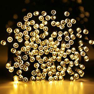 Small Light Bead Outdoor Waterproof Solar LED String Lights