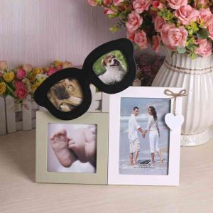 Modern Simple Photo Frame Creative Home Decor Solid Wood Photo Frame