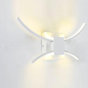 Nordic Modern LED Wall Light Creative Geometric Shape Dinging Room Hallways Bar Lighting Natural White