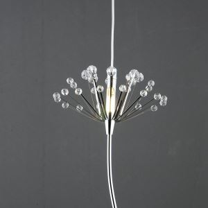 Modern Simple Style LED Chandelier Dandelion Model Living Room Dining Room Cafe Light