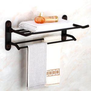 European Black Antique Copper Towel Rack Towel Bar