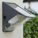 Motion Sensor Wall Light Solar Powered Outdoor Wall Light LEH-53369