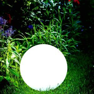 Solar Powered Garden Light Waterproof Outdoor Lamp LEH-42321-40cm