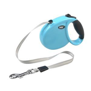Retractable Dog Leash 8.2 Feet for Cat Dogs Blue