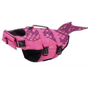 Pet Life Jacket Dog Reflective Swimsuit