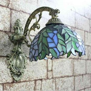 Modern Wall Lamp Tiffany Wall Light
