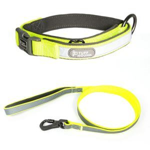 Dog Leash Collar Set Reflective Pet Leash