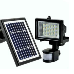 Solar Powered Landscape Light LED Ground Pathway Light LEH-53415A-Wall-PIR