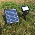 Solar Powered Landscape Light LED Ground Pathway Light LEH-53415B-Insert