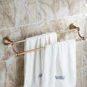 Antique Brass  Double Towel Bar