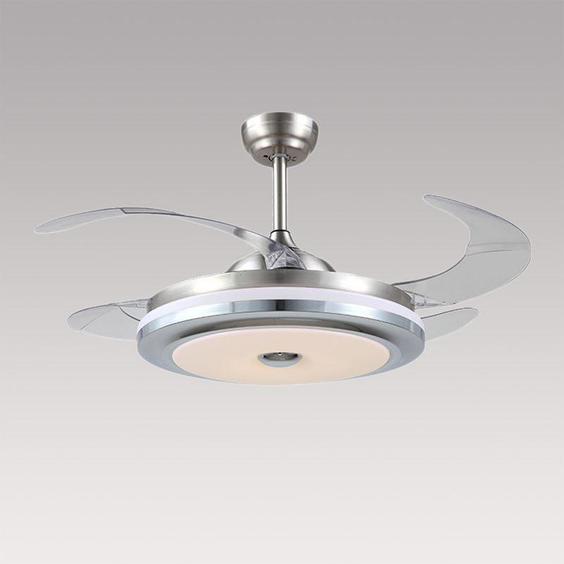 Modern Ceiling Fan Light Mute
