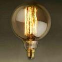 3Pcs 40W G95 Retro/Vintage Light Bulbs Halogen Bulbs