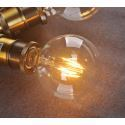 5Pcs 6W G95 Retro/Vintage Light Bulbs LED Bulbs