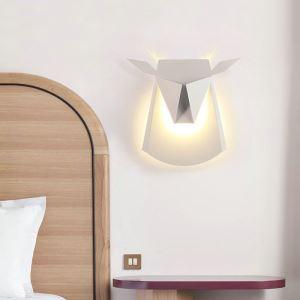 Modern Simple LED Sconce Fashional Unique Shape Wall Light Energy Saving Light