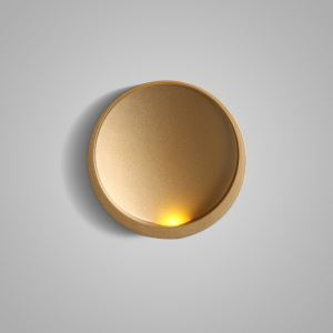 Modern Simple LED  Sconce Fashional Round Wall Light Energy Saving Light