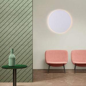 Flush Mount LED Wall Light Modern Simple Acrylic Sconce Energy Saving Light