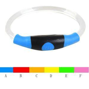 LED Pet Collar Luminescent Dog Collar