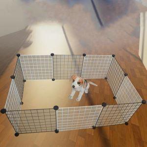 Dog Cage Tidy Isolation Fence Small Dog Fence