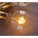 10Pcs 6W G95 Retro/Vintage Bulbs LED Bulbs