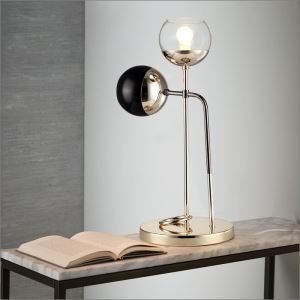 Nordic Simple Table Lamp Iron Goblet Table Lamp