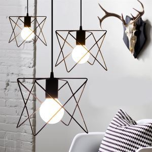 Chandeliers LED Ceiling light Classic Rustic Lodge Vintage Lantern Living Room Bedroom Dining Room Lighting Ideas Study Room Metal