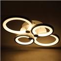 Stylish living Room Iights Acrylic led Ceiling lamps Energy Saving