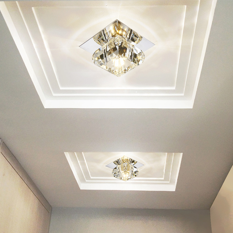 Light Flush Mount Hallway Fixtures