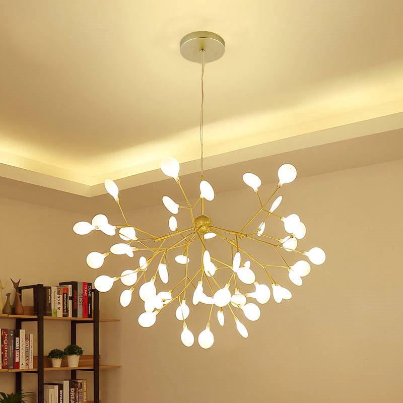 Firefly Pendant Light Contemporary Led Chandelier Tree
