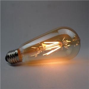 3Pcs 40W E27 Retro/Vintage Edison Light Bulb ST64 LED Bulbs